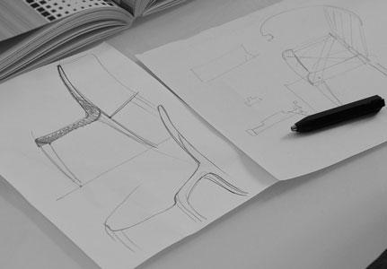 realizzazione prototipi sedie